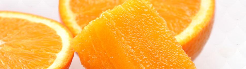 橙子皮薄,是上等品种